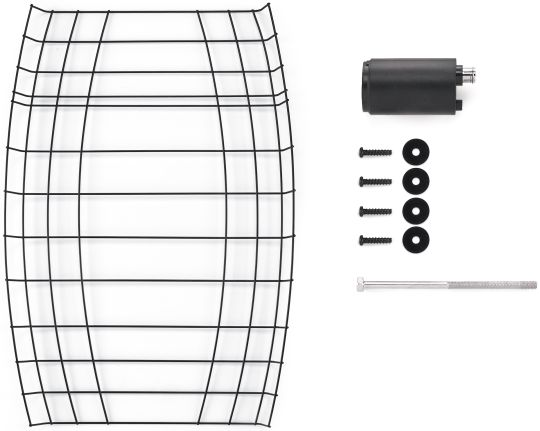 https://www.antennasdirect.com - ClearStream 2MAX Reflector Assembly