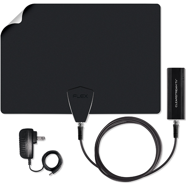 https://www.antennasdirect.com - Antennas Direct ClearStream FLEX Wireless TV Antenna 99.99 USD