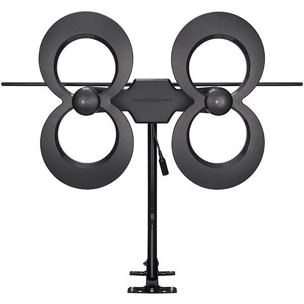 https://www.antennasdirect.com - ClearStream 4MAX Ultra Long Range Outdoor TV Antenna