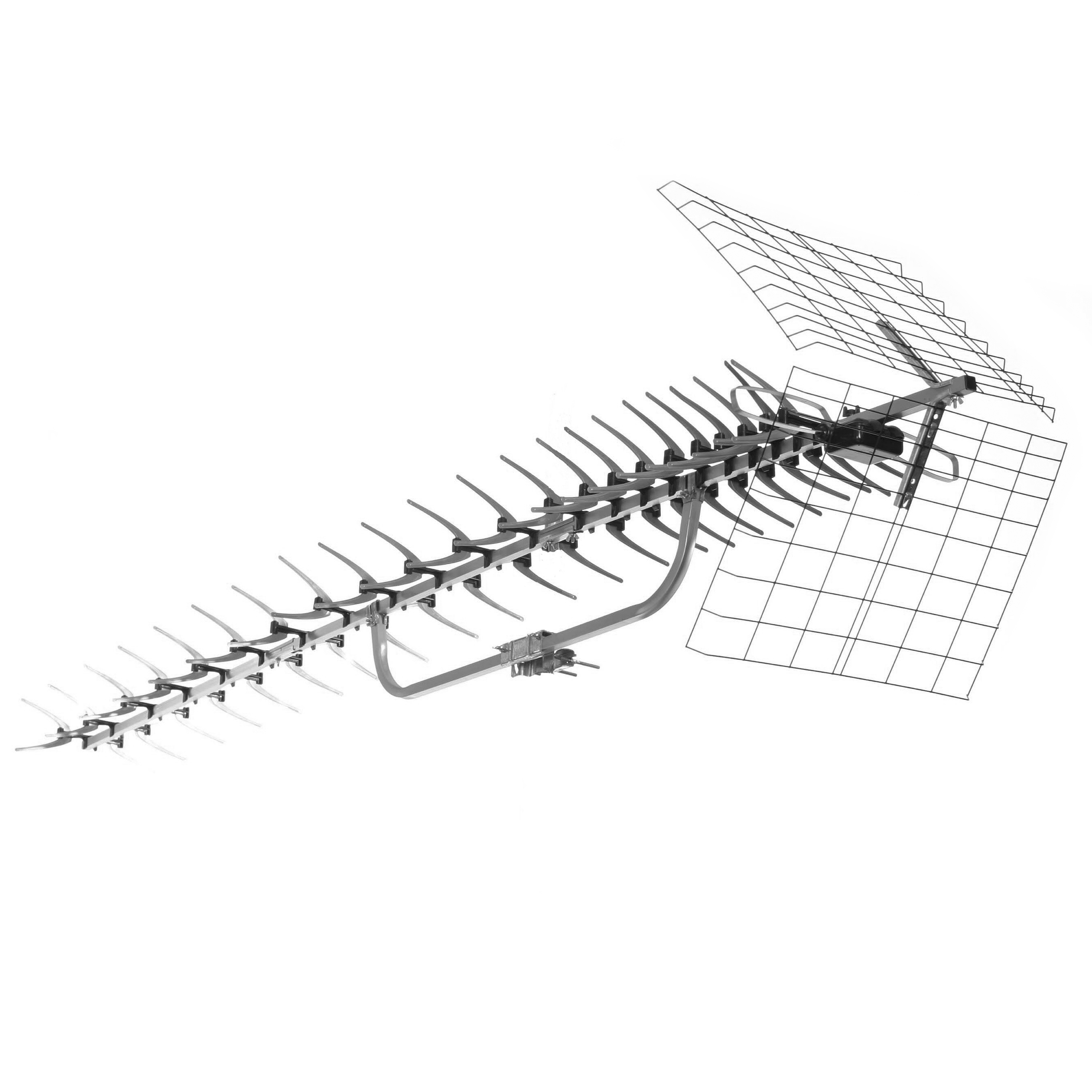 91XG Uni-Directional Ultra Long Range DTV Antenna