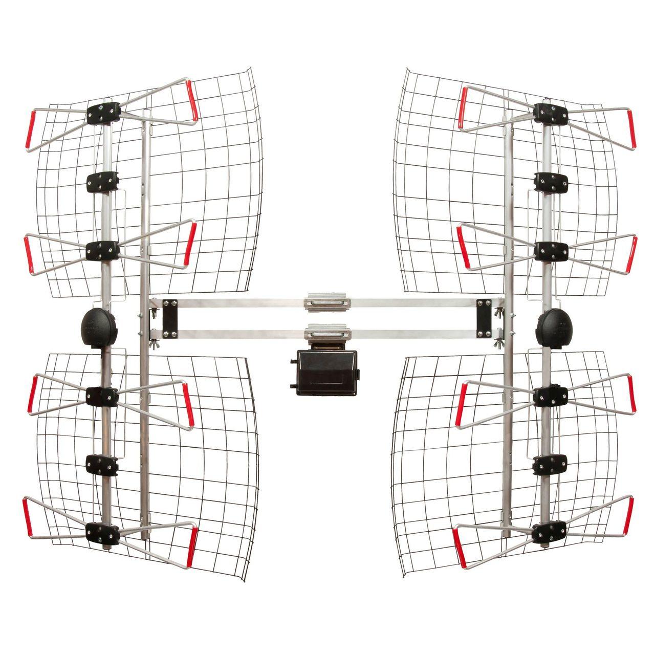 https://www.antennasdirect.com - DB8e Extreme Long Range Bowtie HDTV Antenna